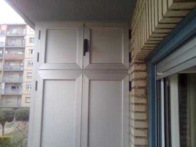 armarios de aluminio  Aluminos Ernesto