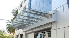 fachadas cristal templado