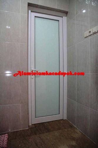 Ukuran kusen pintu kamar mandi aluminium