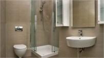 pintu kaca kamar mandi tempered