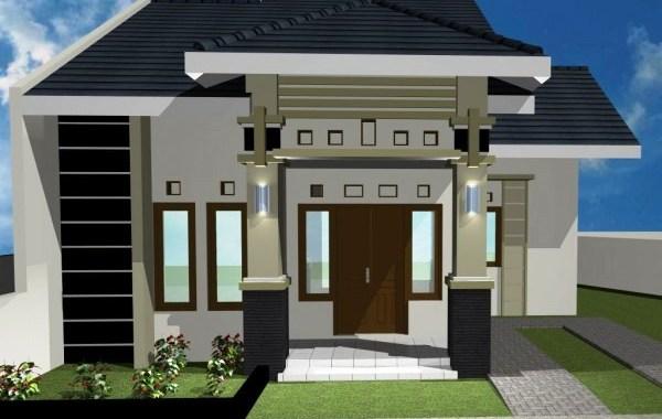 Model Teras Rumah Mewah Modern