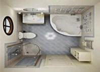 desain kamar mandi minimalis ukuran 2x2 2
