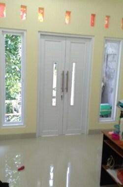model pintu aluminium mewah