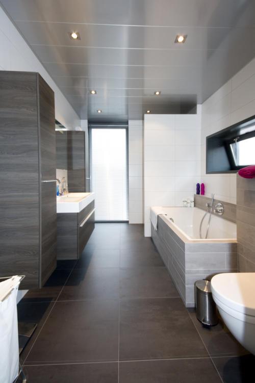 Onderhoudsvrije badkamerplafonds