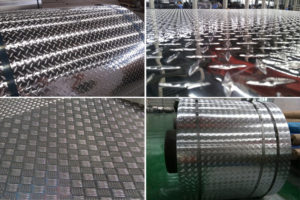 Aluminium Checker Plate and Aluminium Tread Plate