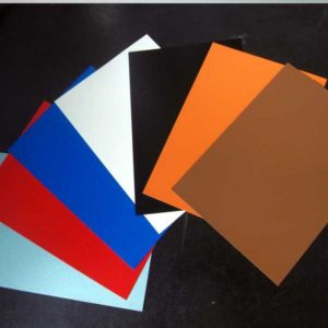 haomei anodized aluminum sheets