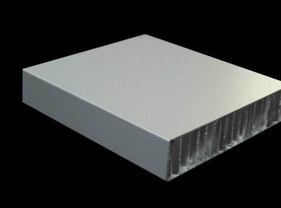 The surface treatment of pinch aluminum plate