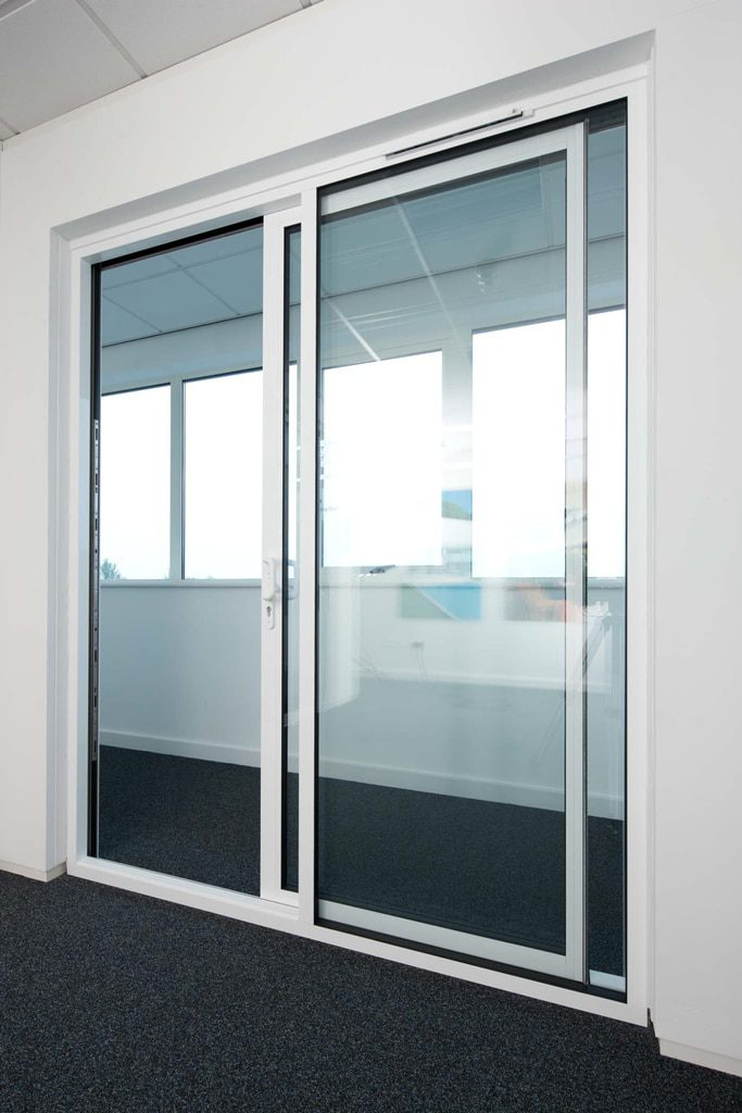 SAPA Crown Patio Door Now Slimmer and Better  Aluminium