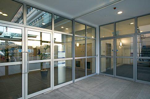 Commercial Doors  ATS