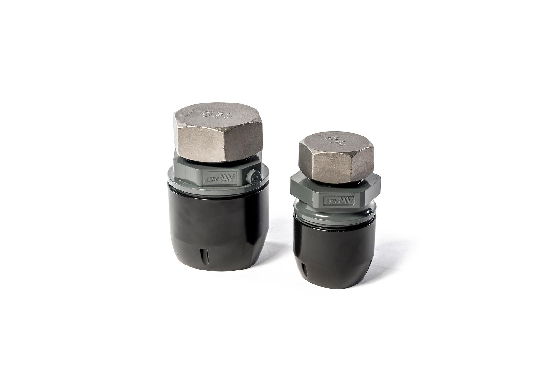 End Caps for Aluminum Piping Systems