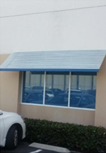 Aluminum City San Diego CA Gallery Commercial Carports