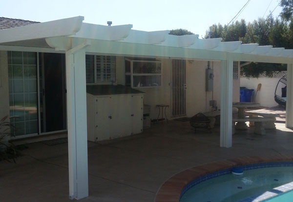 Escondido CA Aluminum Patio Covers Window Awnings