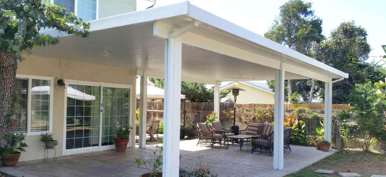 lakeside ca aluminum patio covers