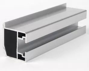 6063 T5 Anodized Aluminum Extrusion Profiles Durable For Elevator