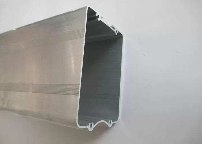 Big Anodized Extruded Aluminum Enclosure Boxes Preciously