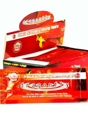DRAGONFLY 1 1/4 STRAWBERRY