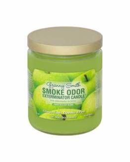 Smoke Odor 13oz Candle Granny Smith Apple