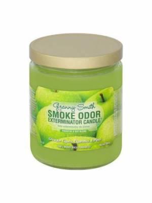 Smoke Odor 13oz Candle Granny Smith Apple