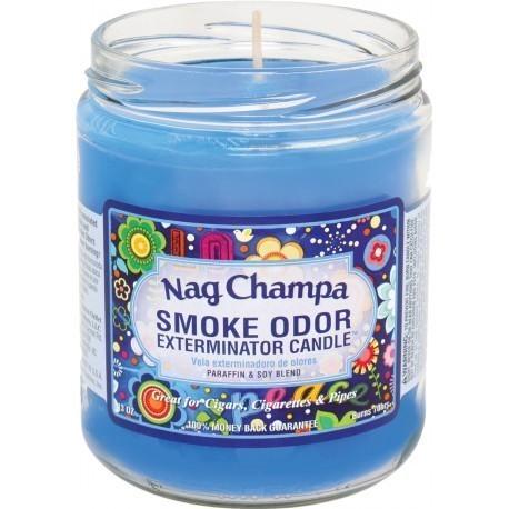 Smoke Odor 13oz Candle Nag Champa