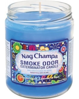 Smoke Odor 13oz Candle Nag Champa