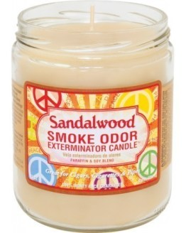 Smoke Odor 13oz Candle Sandalwood