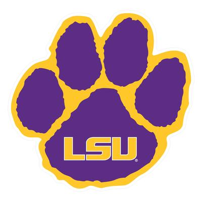 LSU Magnet quotOn My Way To See LSU Playquot 16quot
