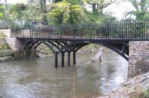 Iron Bridge Lower Machen - Alun Griffiths Contractors