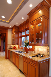 Kitchen Remodeling  Wood Cabinet Options  Long Island