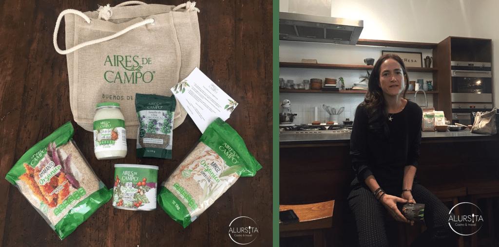 Alimentos Organicos Aires del Campo