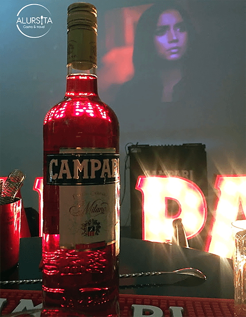 Campaña Red diaries 2019 y Entering Red