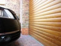 Alutech roller garage doors