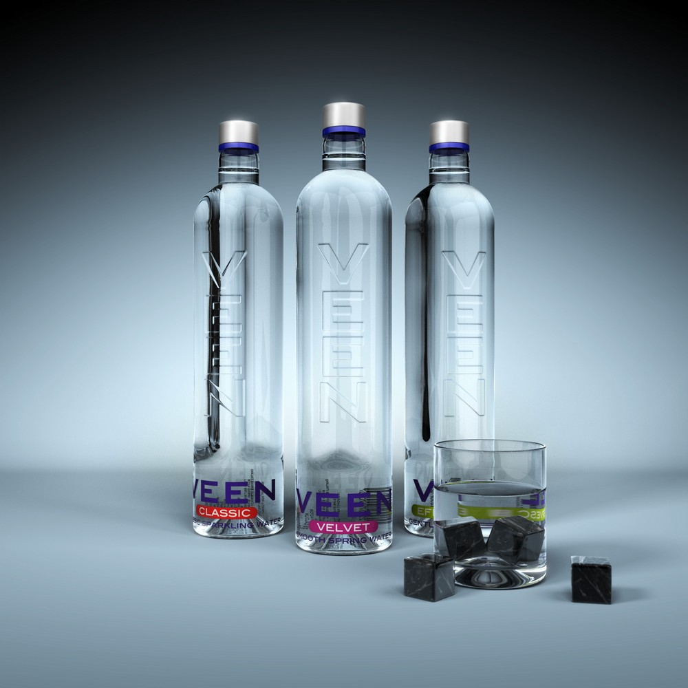 Top Ten Most Expensive Bottled Water