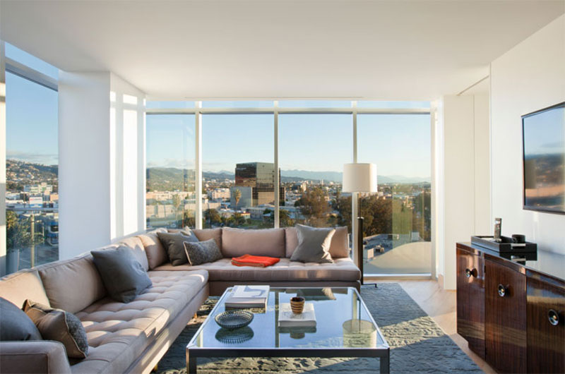 Most Expensive Apartment in Los Angeles For Rental  Aluxcom
