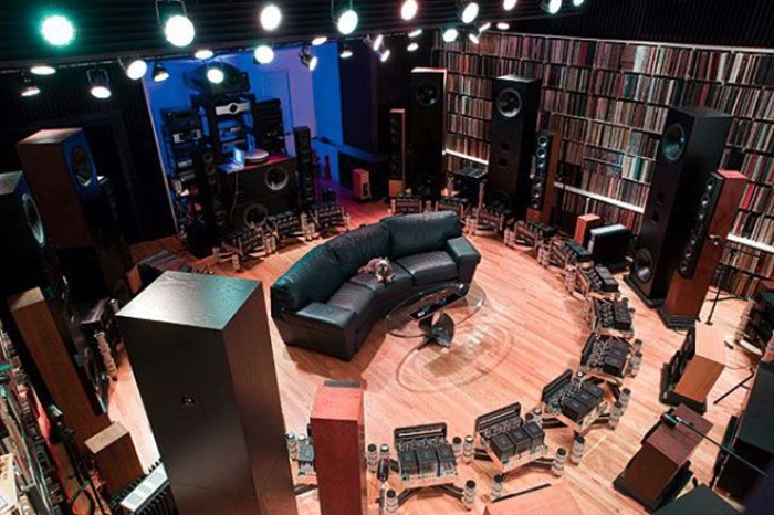 Most Expensive Home Theater System In The World