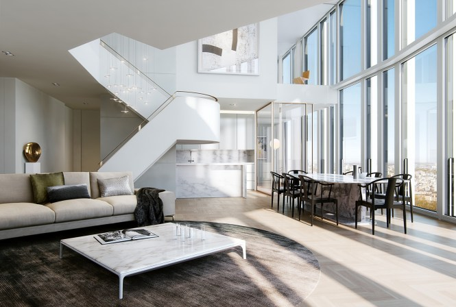 Top 10 Most Expensive S In The World 6 South Bank Tower London
