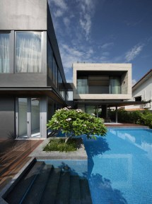 Modern Dream House with Pool
