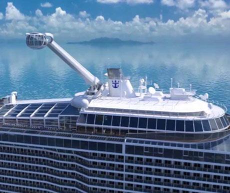 North Star, Quantum of the Seas, Royal Caribbean