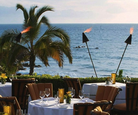 Free Meals for Kids 5 and Under at Ferraros Four Seasons Maui Wailea