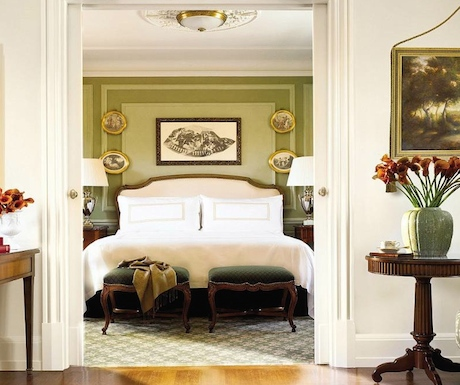 Four Seasons Florence room
