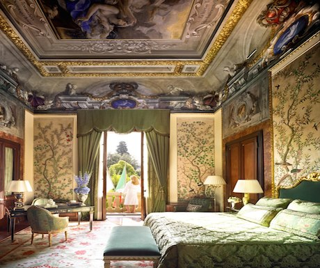 Four Seasons Florence suite