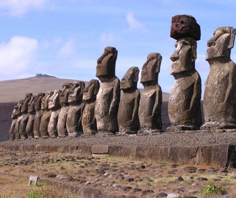 Easter Island Rapa Nui