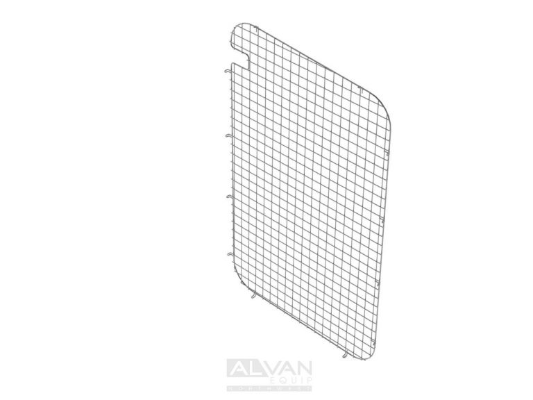 Van Window Security Grill, Ford Transit, Side Door M/HR