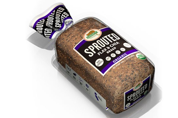 Sprouted Flax Chia Bread