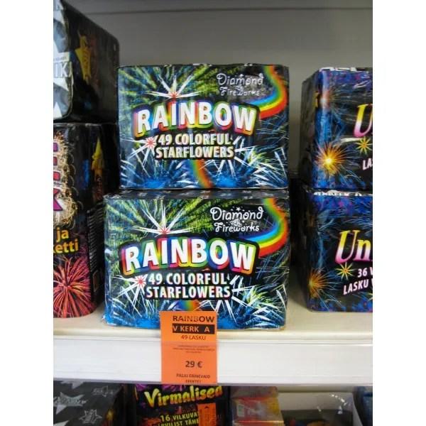 Rainbow/ vikerkaar