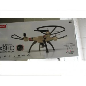 Droon X8HC 2MP kaameraga 100m