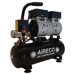 Õlivaba kolbkompressor