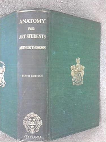 Libro a handbook of anatomy for art students