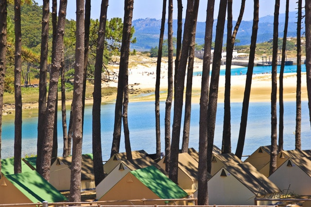 camping en cies