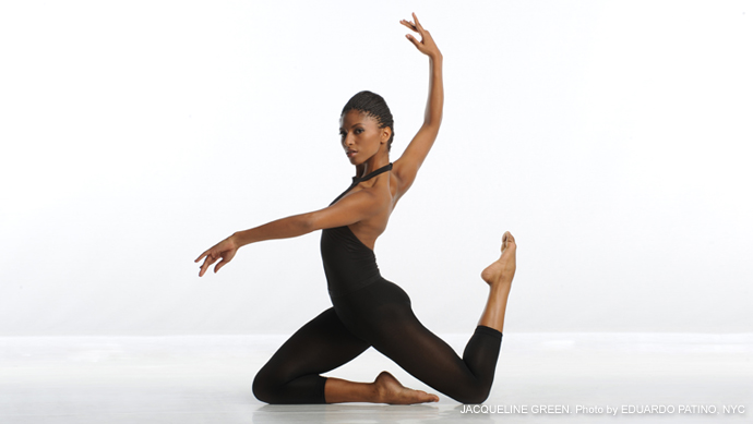 Jacqueline Green  Alvin Ailey American Dance Theater