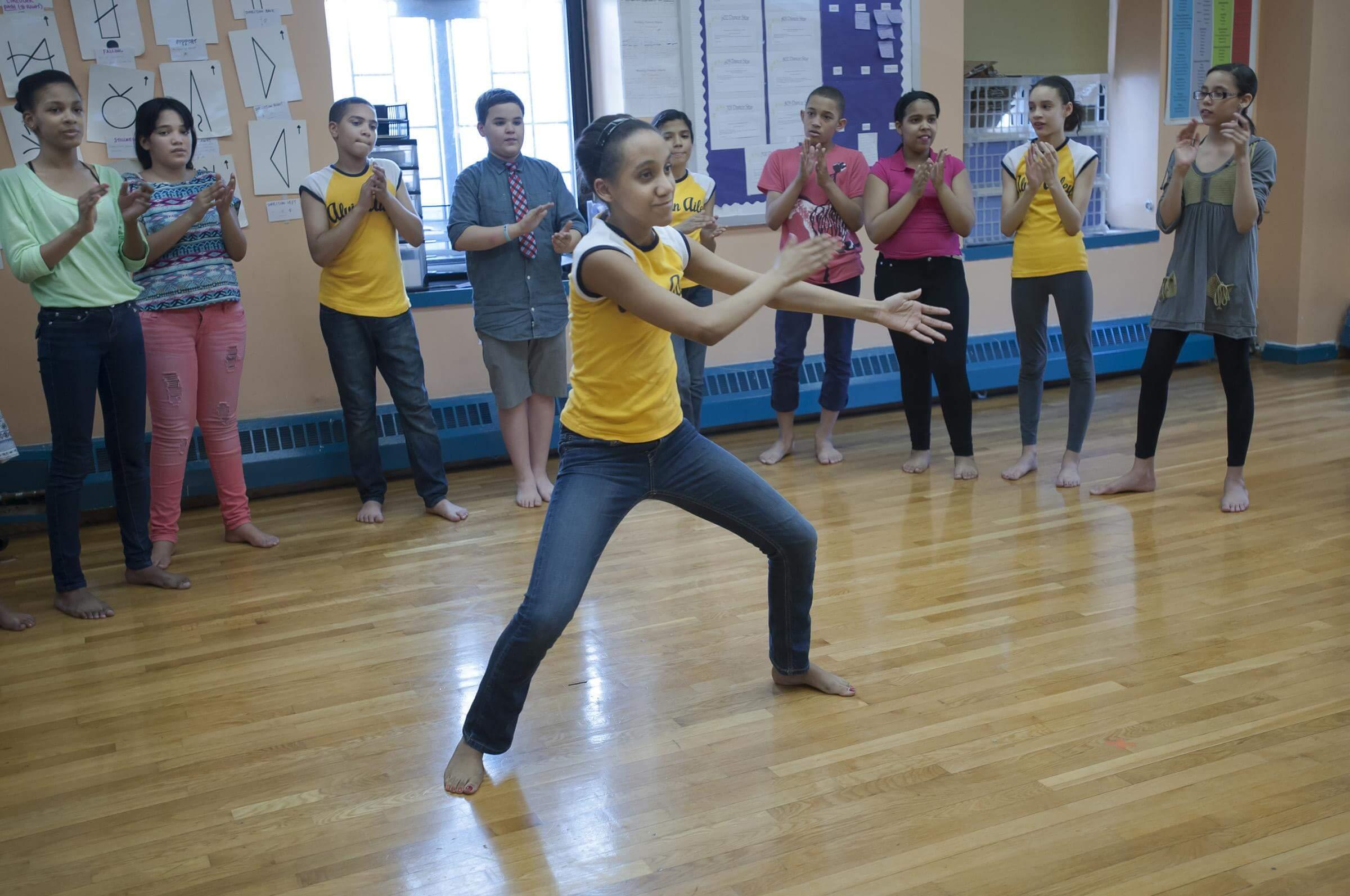 Arts In Education & Community Programs Alvin Ailey